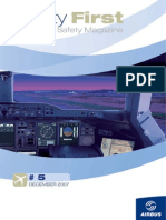 #5 Airbus Safety First Mag - Dec 2007
