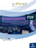 #6 Airbus Safety First Mag - July 2008