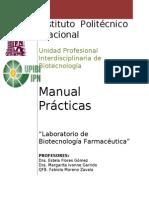 Manual Biote Farmaceutica