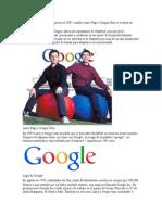 Historia de Google