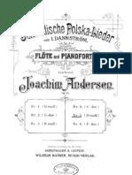 Andersen - 6 Schwedische Polska-Lieder, Op.50- 5