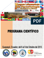 Programa FLAP 2013
