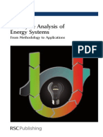 Life-Cycle Analysis of Energy Systems