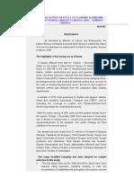 Labour Bureau Report on Effect of Economic Slowdown o