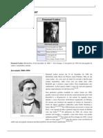 Emanuel Lasker - Biografia - Wikipedia