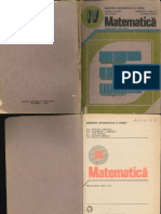 Matematica IV 1991
