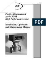 Venture Oscillating Piston Manual