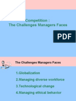 Lesson 6 Competition_ the Challenges Managers Face