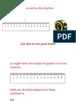 medicion m y cm