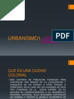 Urbanism o 1