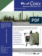 Brochure Cerex FT5000+