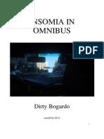Insomnia in Omnibus y Fue Curi en Curitiba
