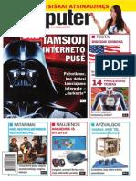 """10/2013 """"Computer Bild Lietuva"""" – tamsioji interneto pusė"""