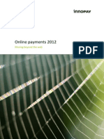Online payment report 2012