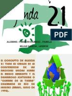 Agenda 21m Par Exponer