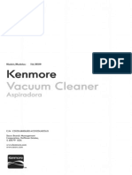 29319Orange Kenmore Canister Vacuum Cleaner 29319 HEPA