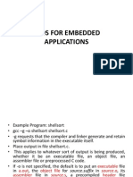 Rtos for Embedded Applications Ppt