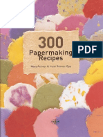 300 Papermaking Recipies