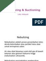 Nebulizing