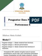 Pertemuan 6-Badan Eksekutif dan birokrasi_rev1.pptx