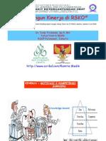 Dody Firmanda 2009 - Membangun Kinerja RSKO 3 Juli 2009
