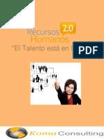 Recursos_humanos2.0 El Talento Esta en La Red