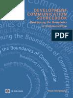 Development Comm Source Book