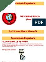 Aula 2 - Economia Da Engenharia - 2013