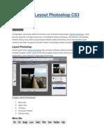 Memahami Photoshop CS3