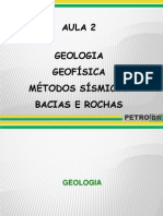 2a Aula- Métodos Sismicos  - PETROBR