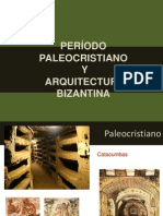 1. Arquitectura Paleocristiana y Bizantina
