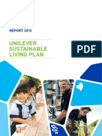 Unilever USLP Progress Report 2012