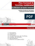 _Plan Nacional de Gestion Ambiental