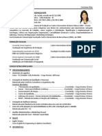 Curriculum - Bruna Viana de Abreu Gonçalves