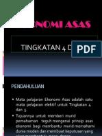 EKONOMI ASAS Presentation