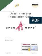 Aras Innovator 9.3 - Installation Guide