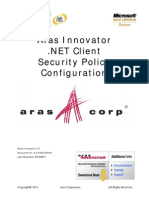 Aras Innovator 9.3 - .NET Client Configuration