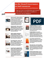 Pwc Cbg Tl One Pager April 2013