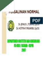 Rps138 Slide Persalinan Normal