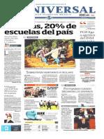Portadas Medios Nacionales Mar 24 Sept 2013