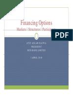Financing Options Markets Structures Participants.pdf