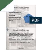Gambaran Umum Sistem Informasi Dan Teknologi Informasi Part 2
