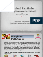 Maryland Pathfinder