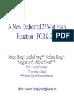 Sung_FORK-256