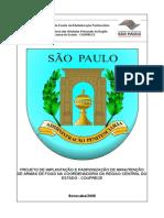 PROJETO MANUTENÇÃO DE ARMAS DE FOGO COUPRECE