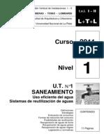 L+T+L (2011) Recuperacion de Aguas