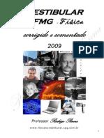 Questoes comentadas UFMG 2009