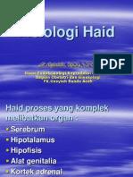 Fisiologi Haid Fk unsyiah