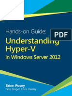 Veeam Brien Posey Hands on Guide Understanding Hyper v in Windows Server 2012