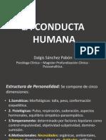 1. La Conducta Humana